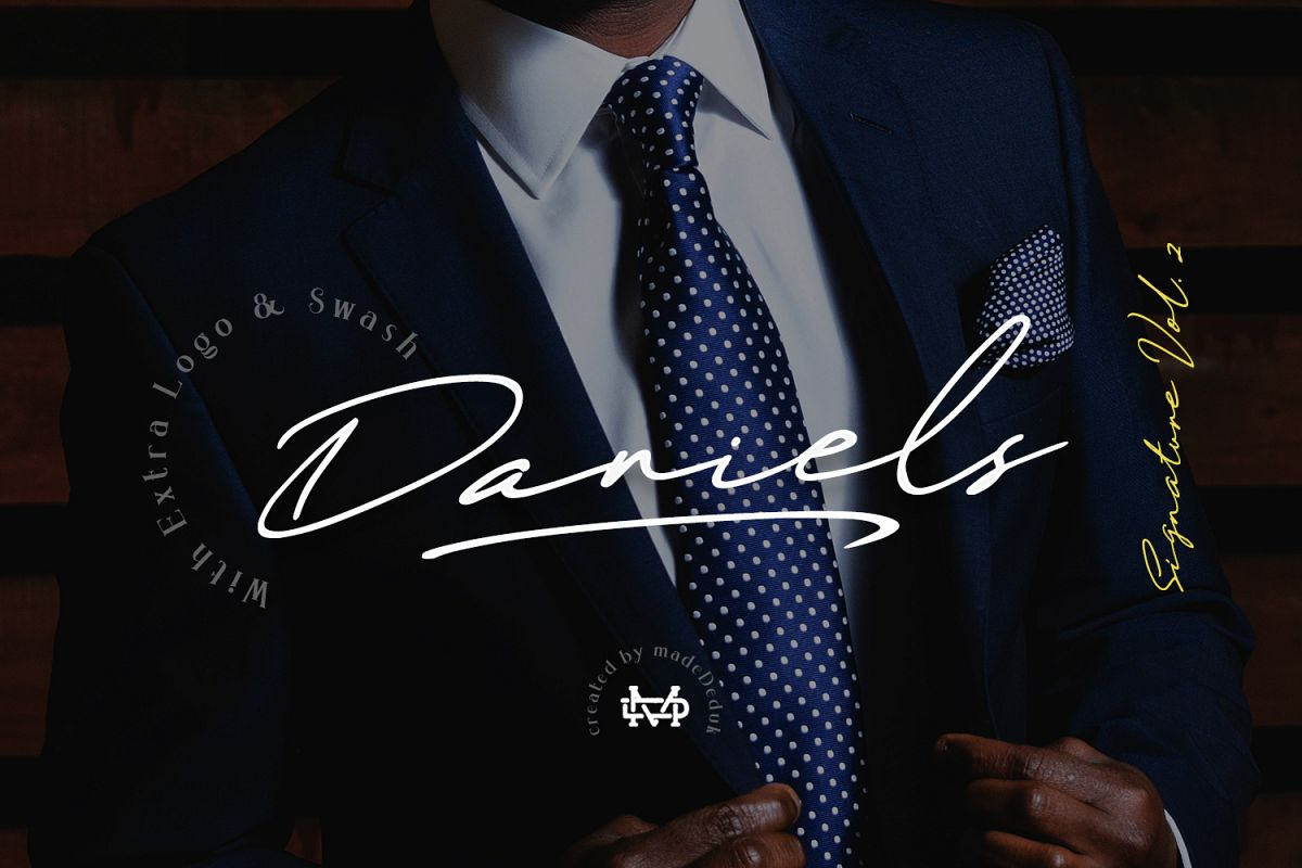 Daniels Signature example image 1