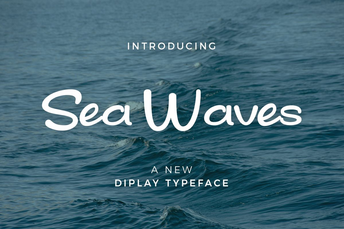 Sea Waves example image 1
