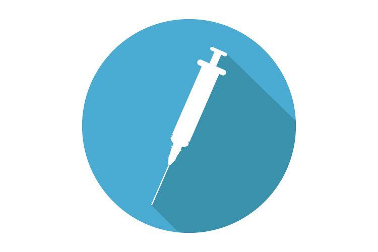 Syringe icon example image 1