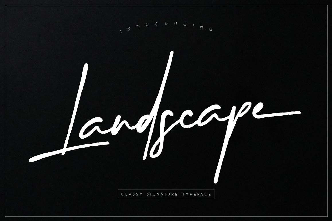 Landscape example image 1