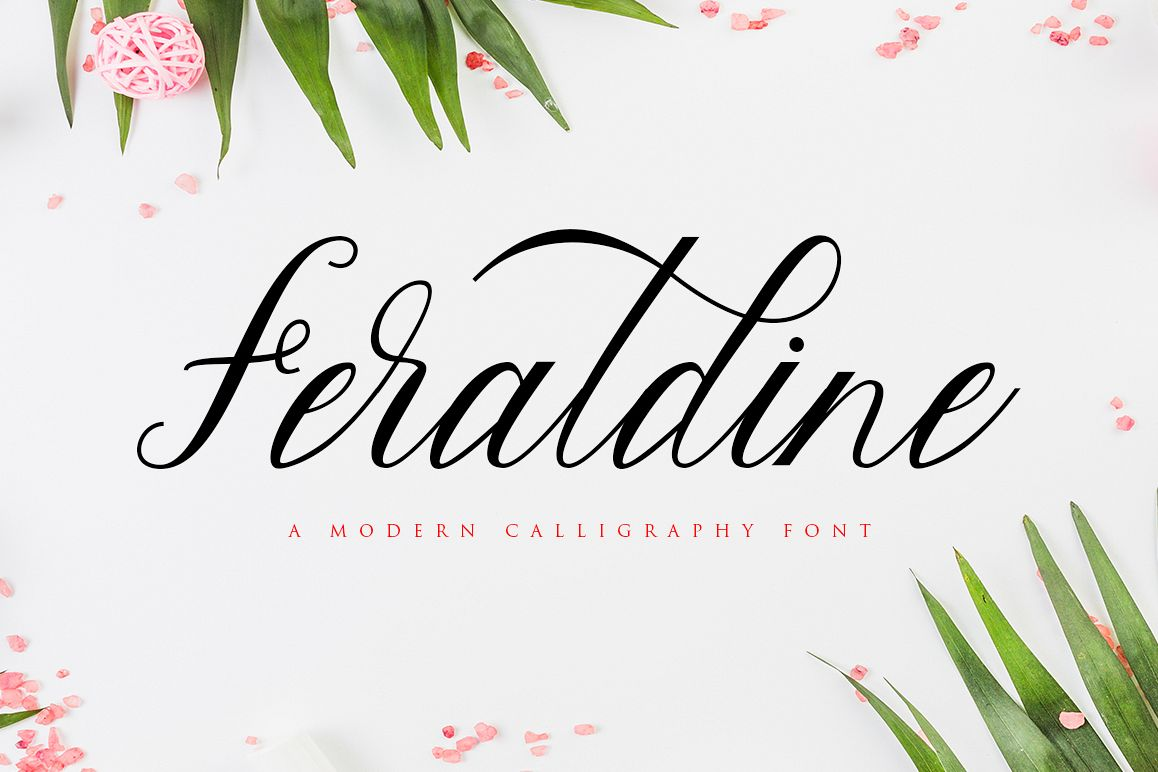 Feraldine example image 1