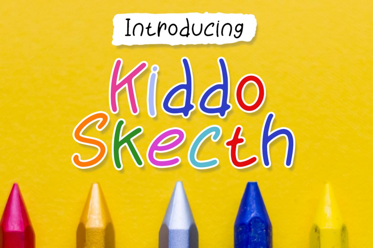 Kiddo Skecth example image 1