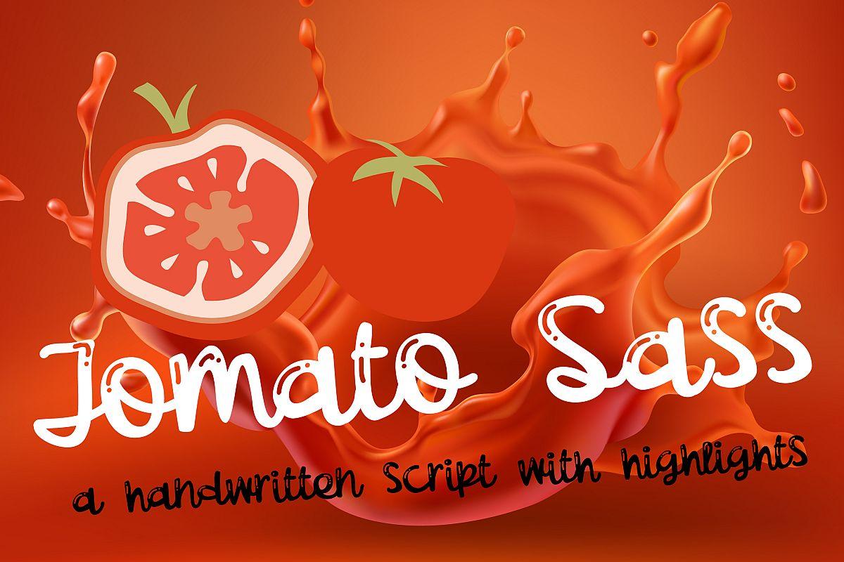 PN Tomato Sass example image 1