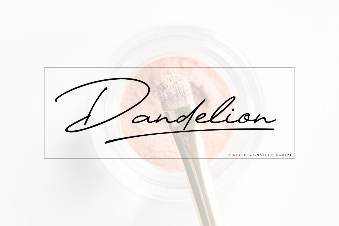 Dandelion example image 1
