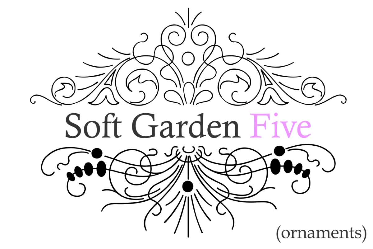 Soft Garden Five example image 1