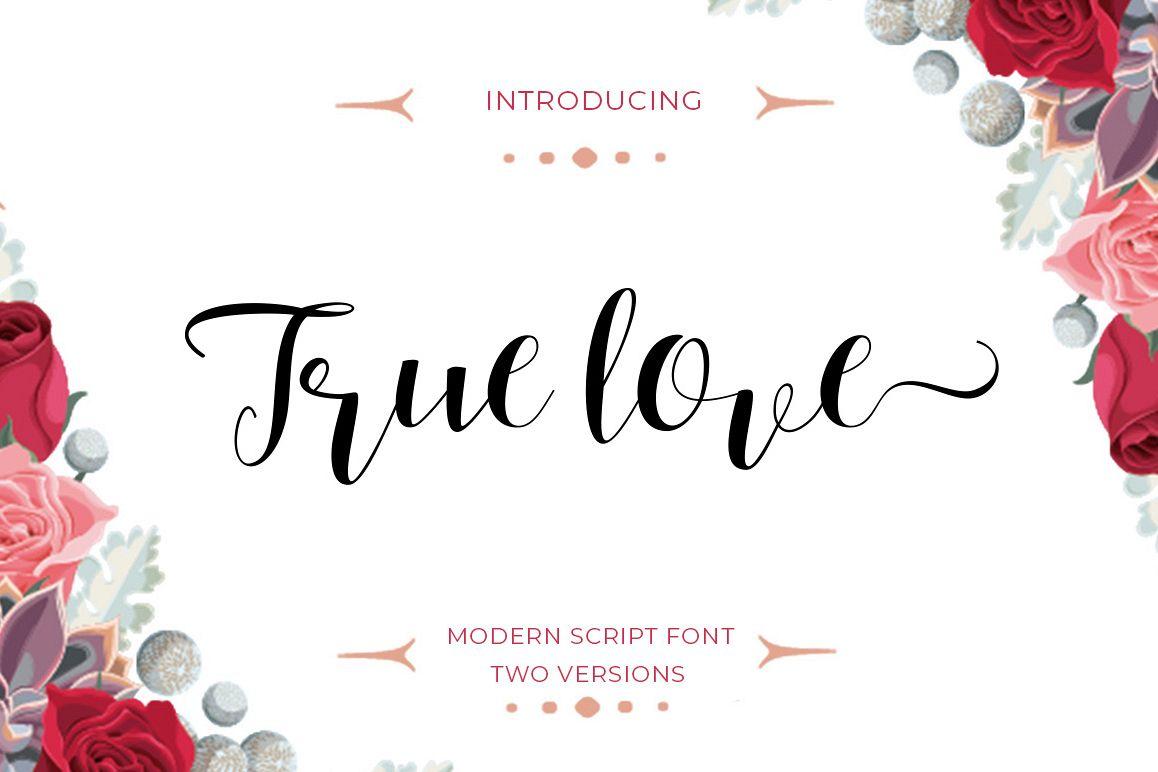 True love Script example image 1