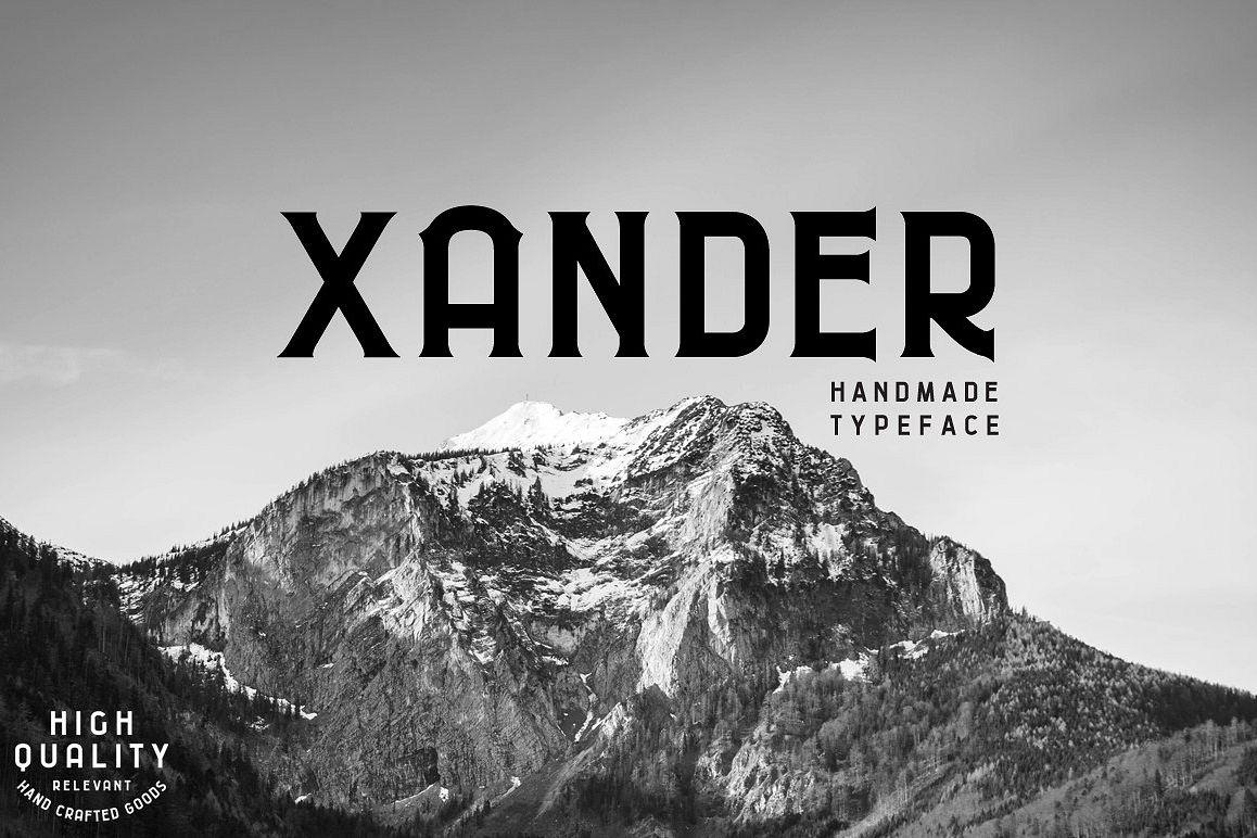 Xander example image 1