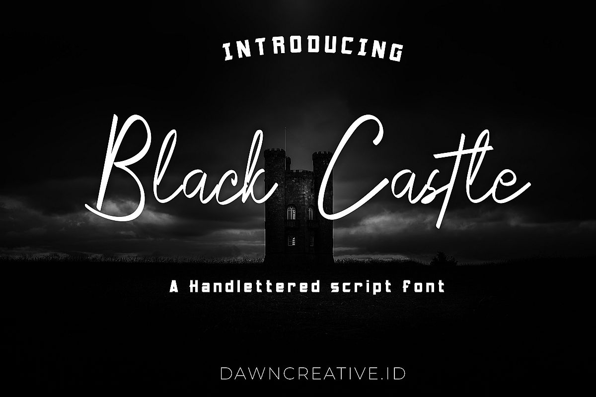 Black Castle example image 1