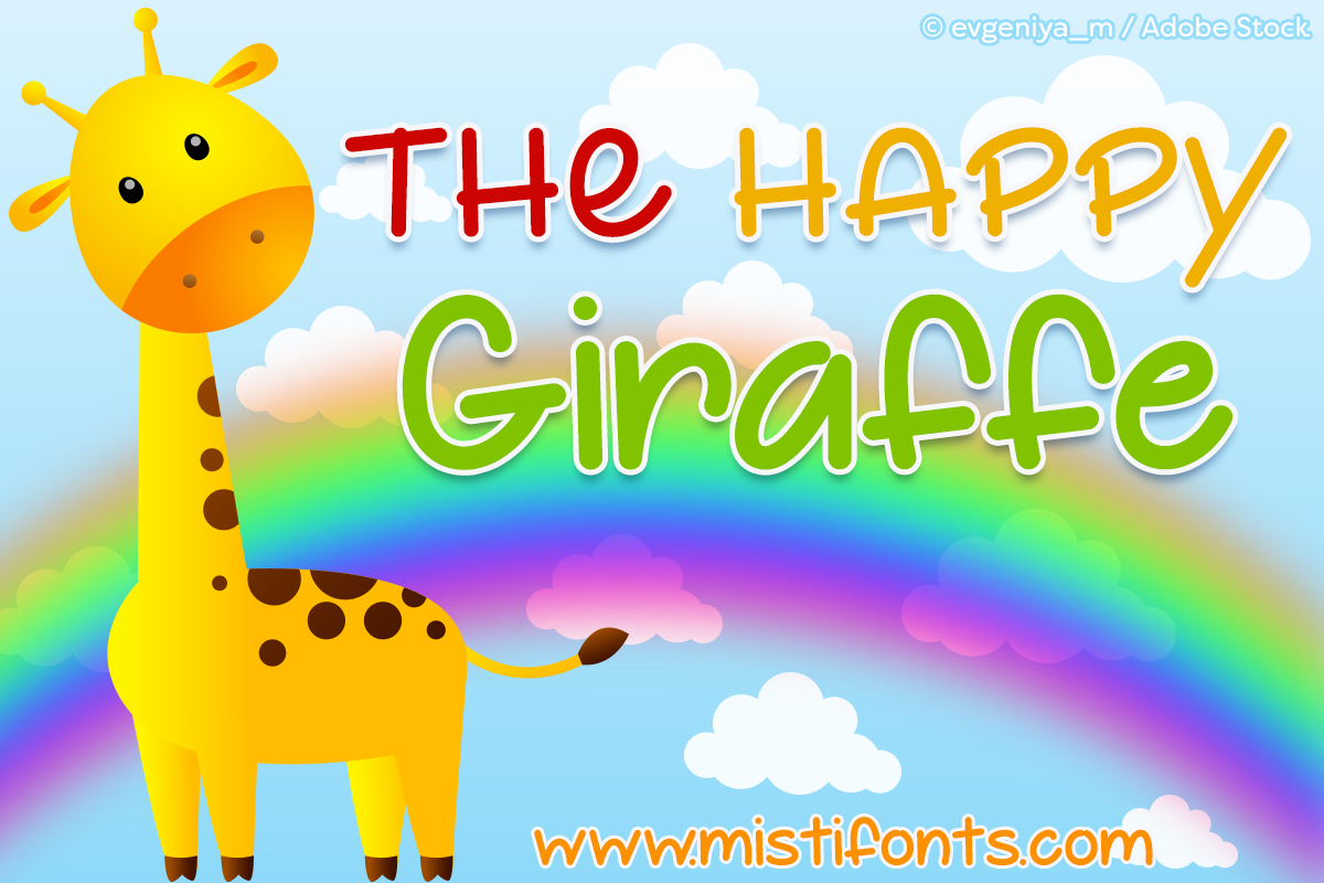 The Happy Giraffe example image 1