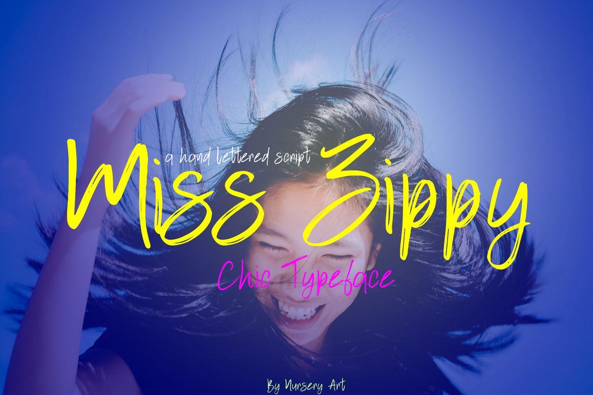 MIss Zippy example image 1