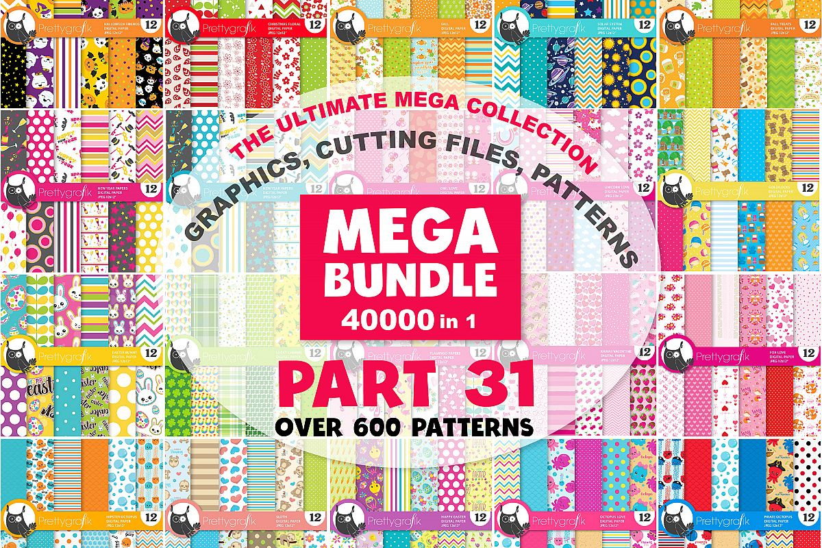 MEGA BUNDLE PART31 - 40000 in 1 Full Collection example image 1