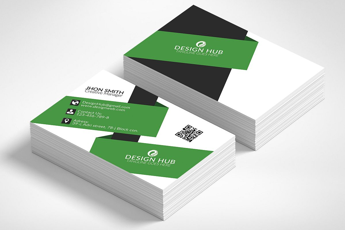 Business Card Design example image 1