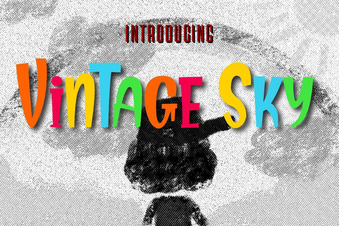 VinTage Sky example image 1