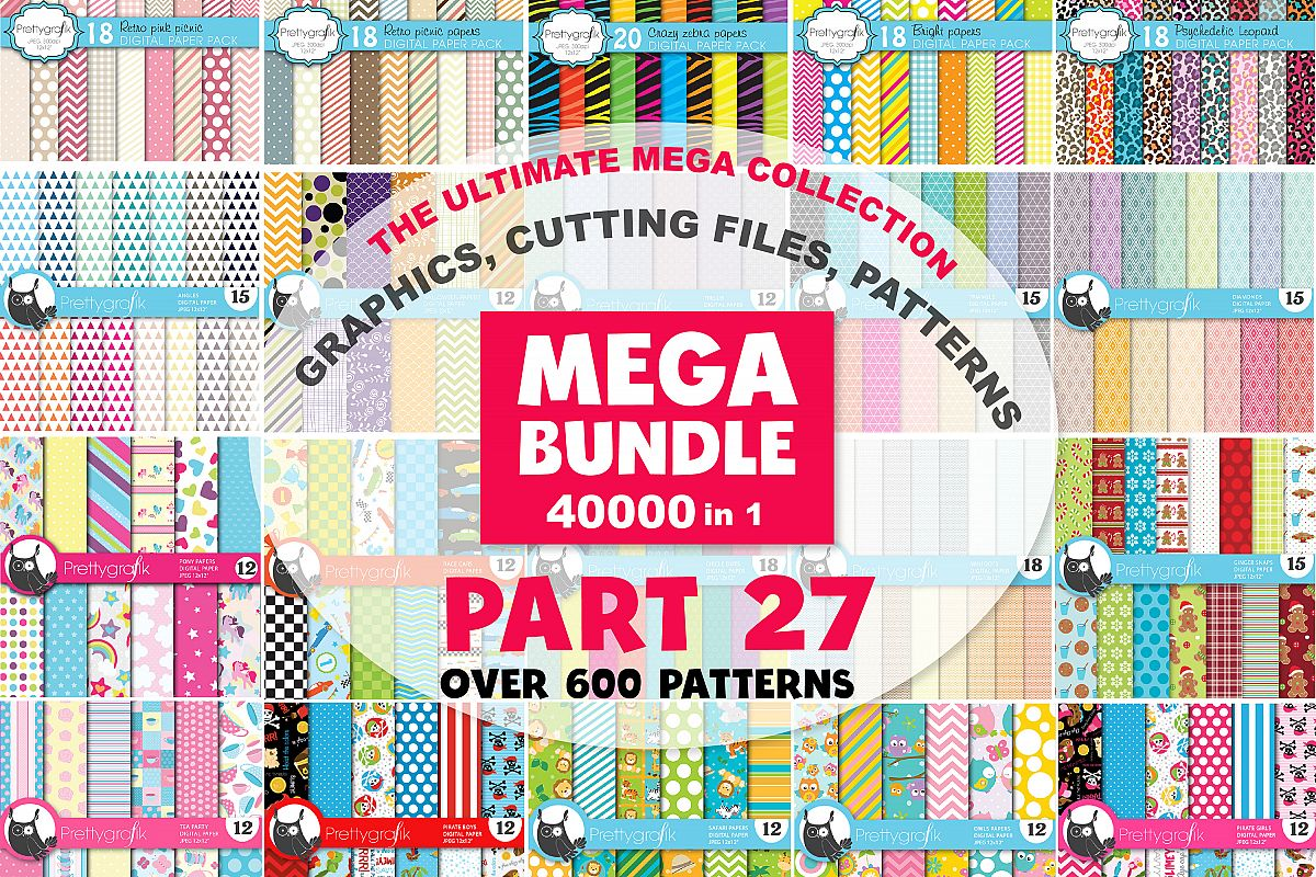 MEGA BUNDLE PART27 - 40000 in 1 Full Collection example image 1