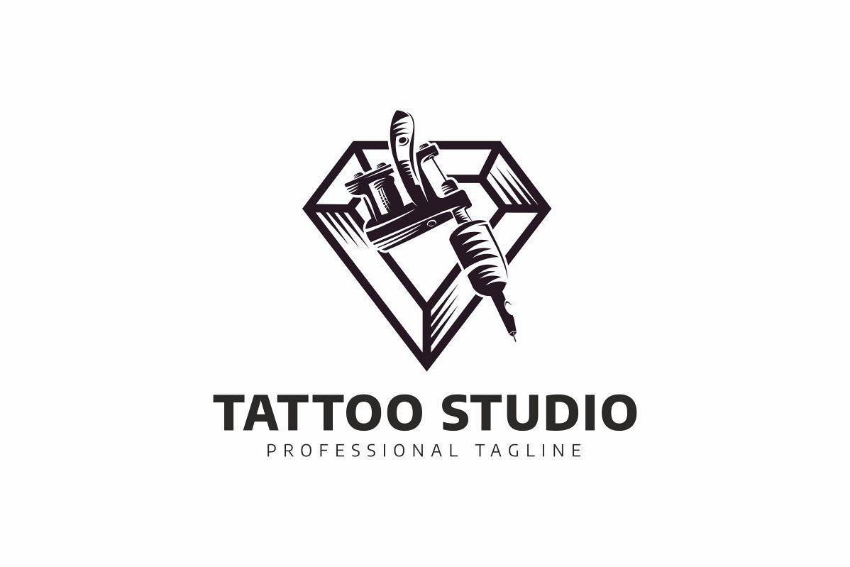 Tattoo Studio Logo example image 1