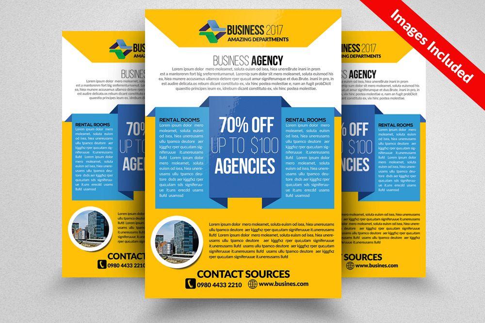 Smartphone Repair Business Flyer example image 1