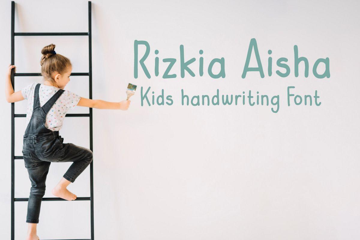 Rizkia Aisha example image 1