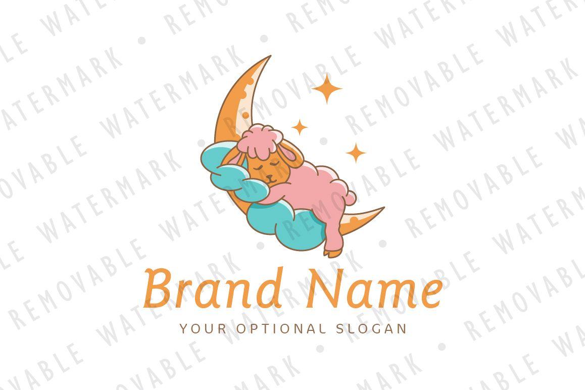 Sheep Dreams Logo example image 1