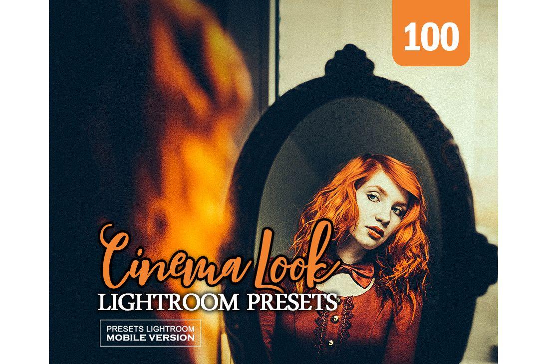 Cinema Look Lightroom Mobile Presets Adroid and Iphone/Ipad example image 1