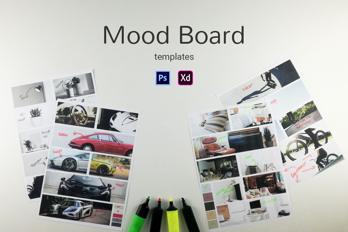 Mood Boards example image 1