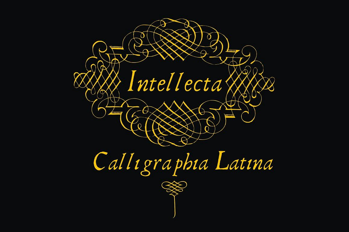 CalligraphiaLatina example image 1