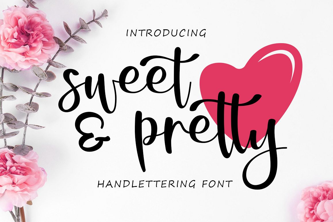 Sweet & Pretty example image 1