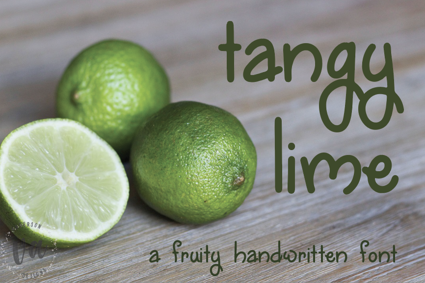 Tangy Lime example image 1