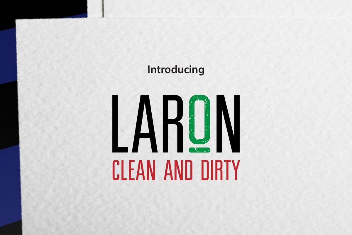 LARON example image 1