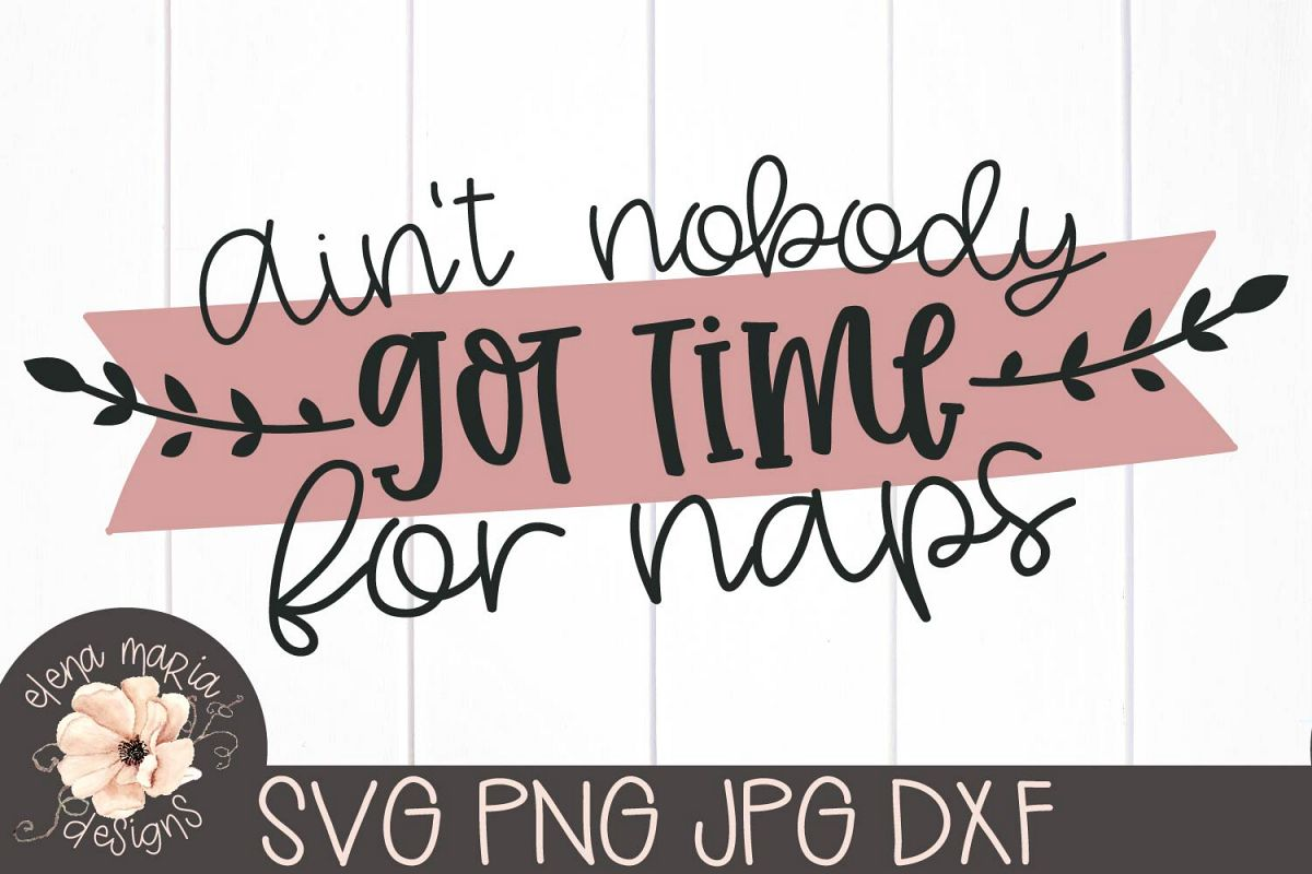 Nap Humor | Toddler Svg | Kids Shirt Svg | Floral Leafs example image 1