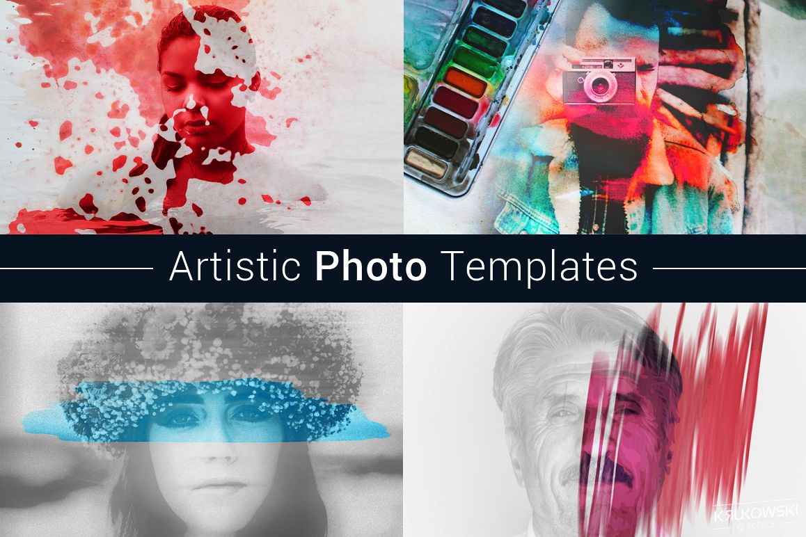 Artistic Photo Template example image 1