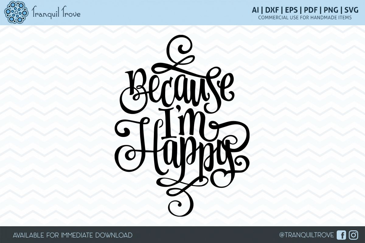 Because I'm Happy example image 1
