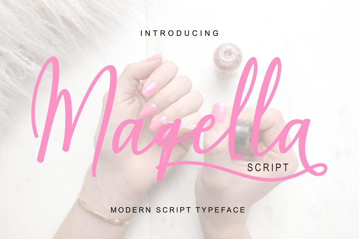 Magella Script example image 1