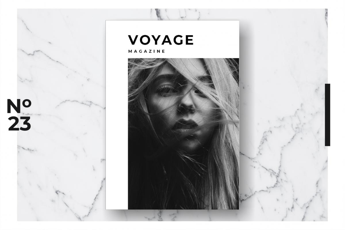 Magazine Template Vol. 12 example image 1