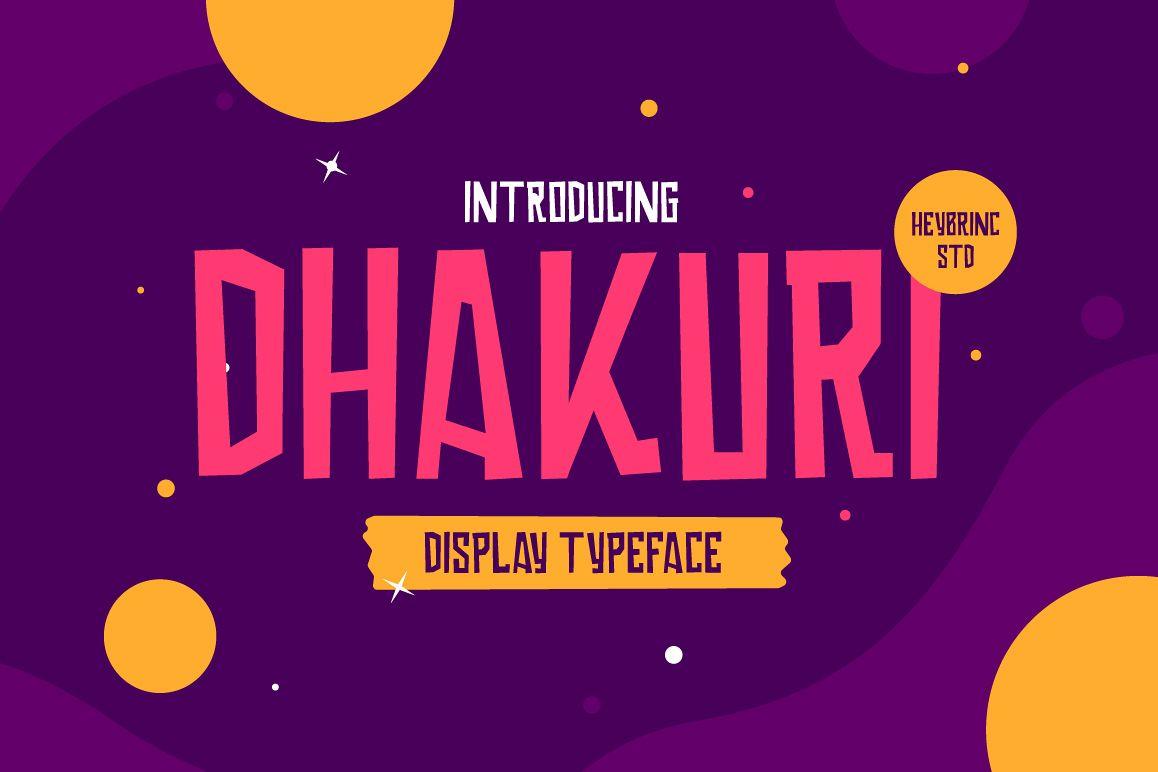 Dhakuri example image 1