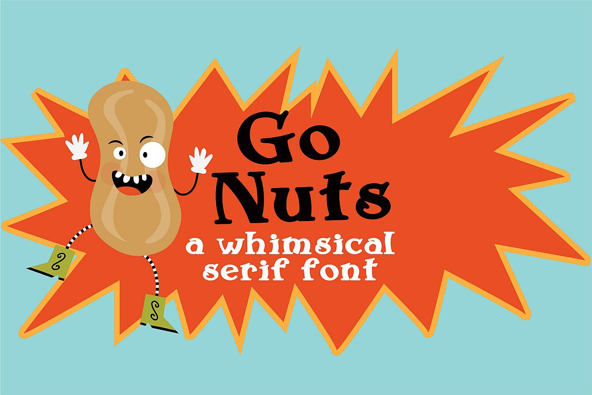ZP Go Nuts example image 1