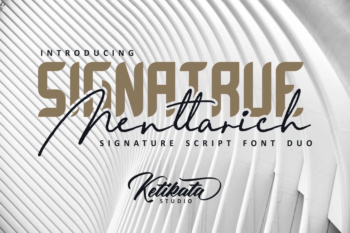Menttarich Signature Duo example image 1
