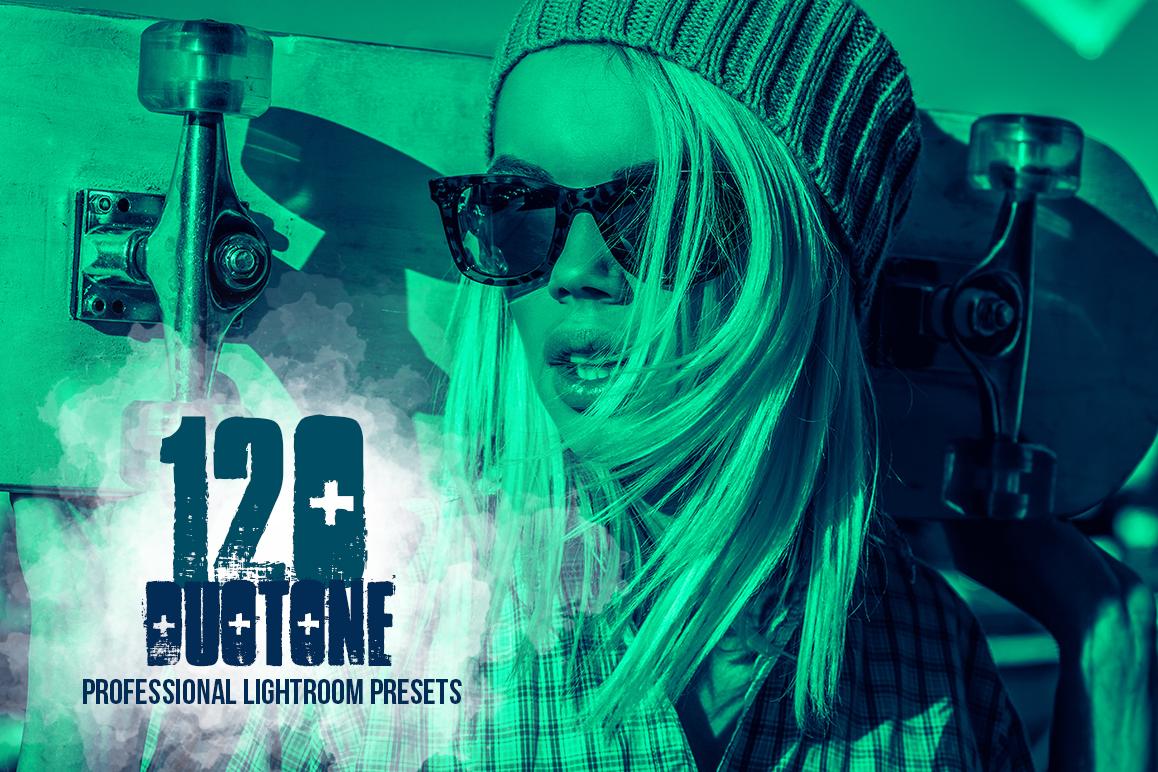 Duotone - 120 Lightroom Presets example image 1