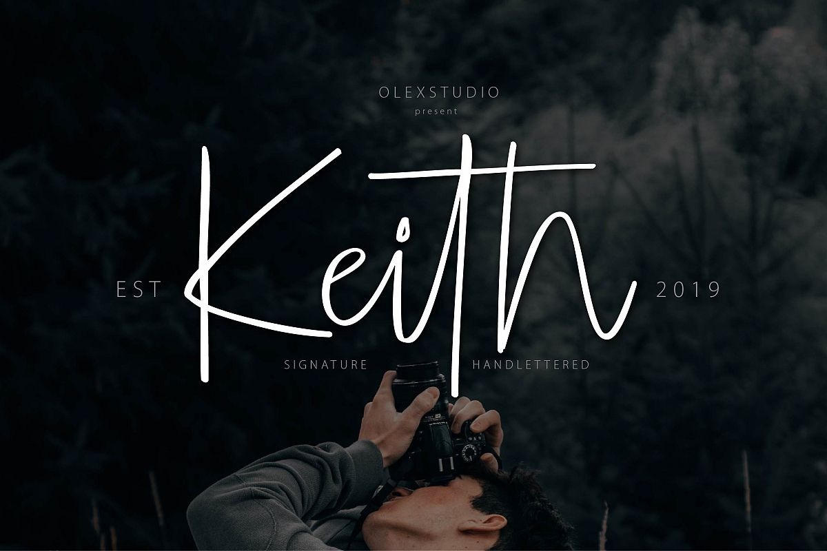 KEITH Signature example image 1