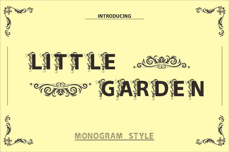 Little Garden example image 1