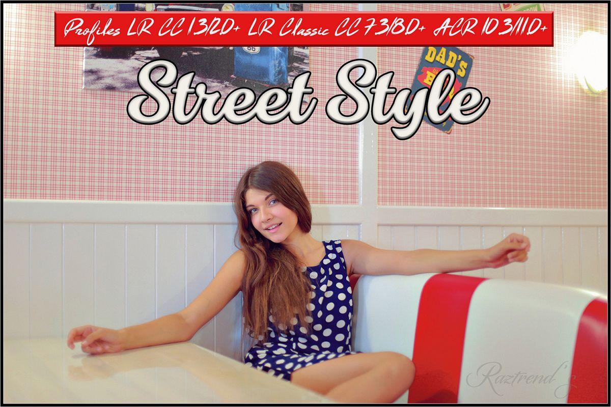 Street Style Profiles LR 7.3 ACR 10.3 example image 1