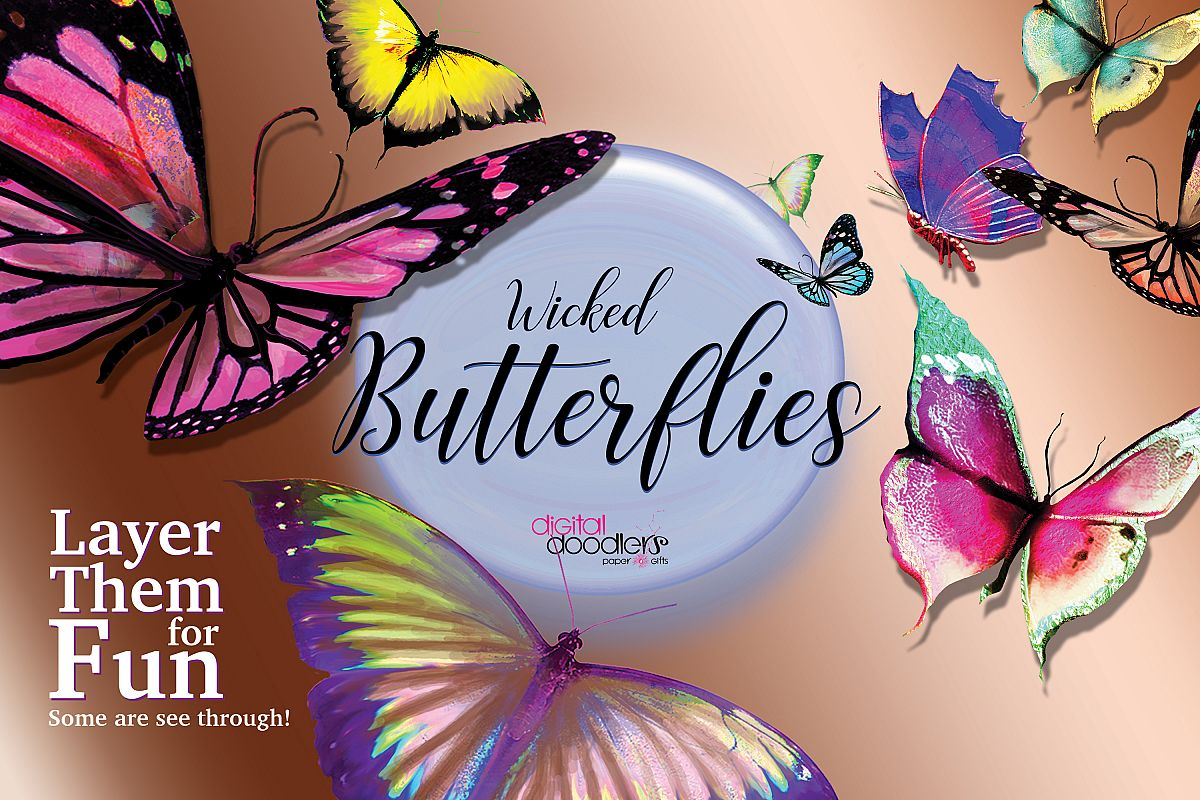 Wicked Butterflies example image 1