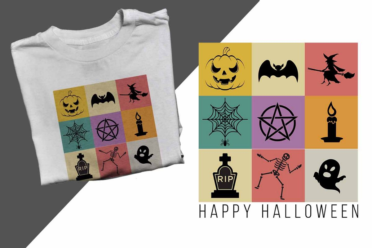 Hppy Halloween Printable example image 1
