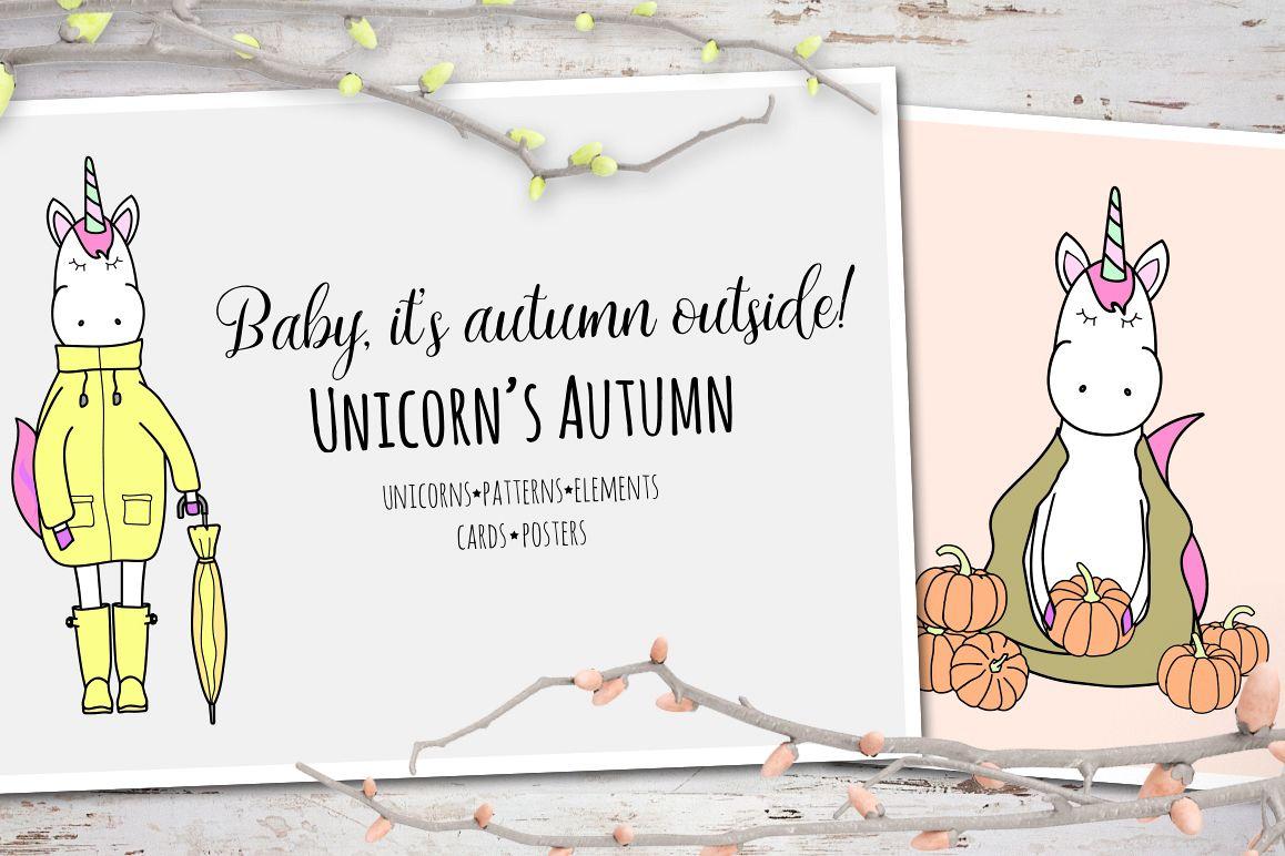 Unicorn's autumn example image 1
