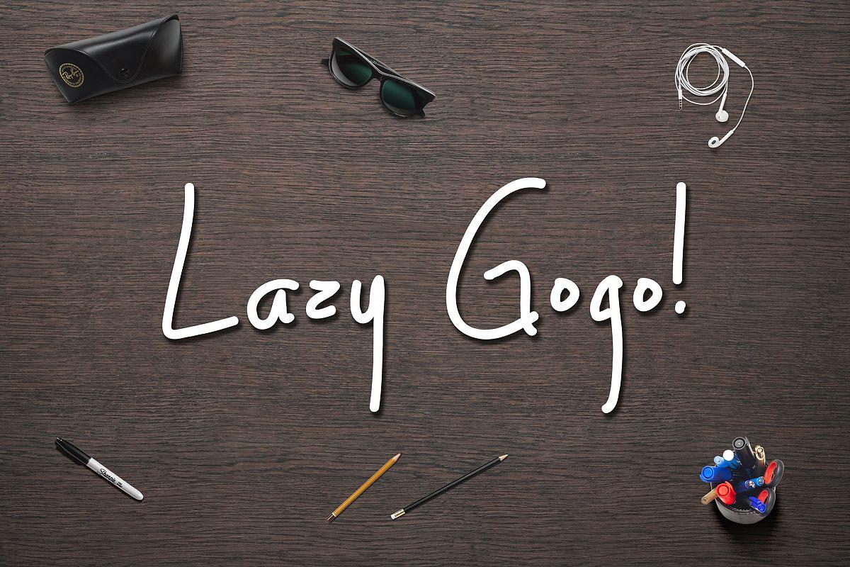 Lazy Gogo example image 1