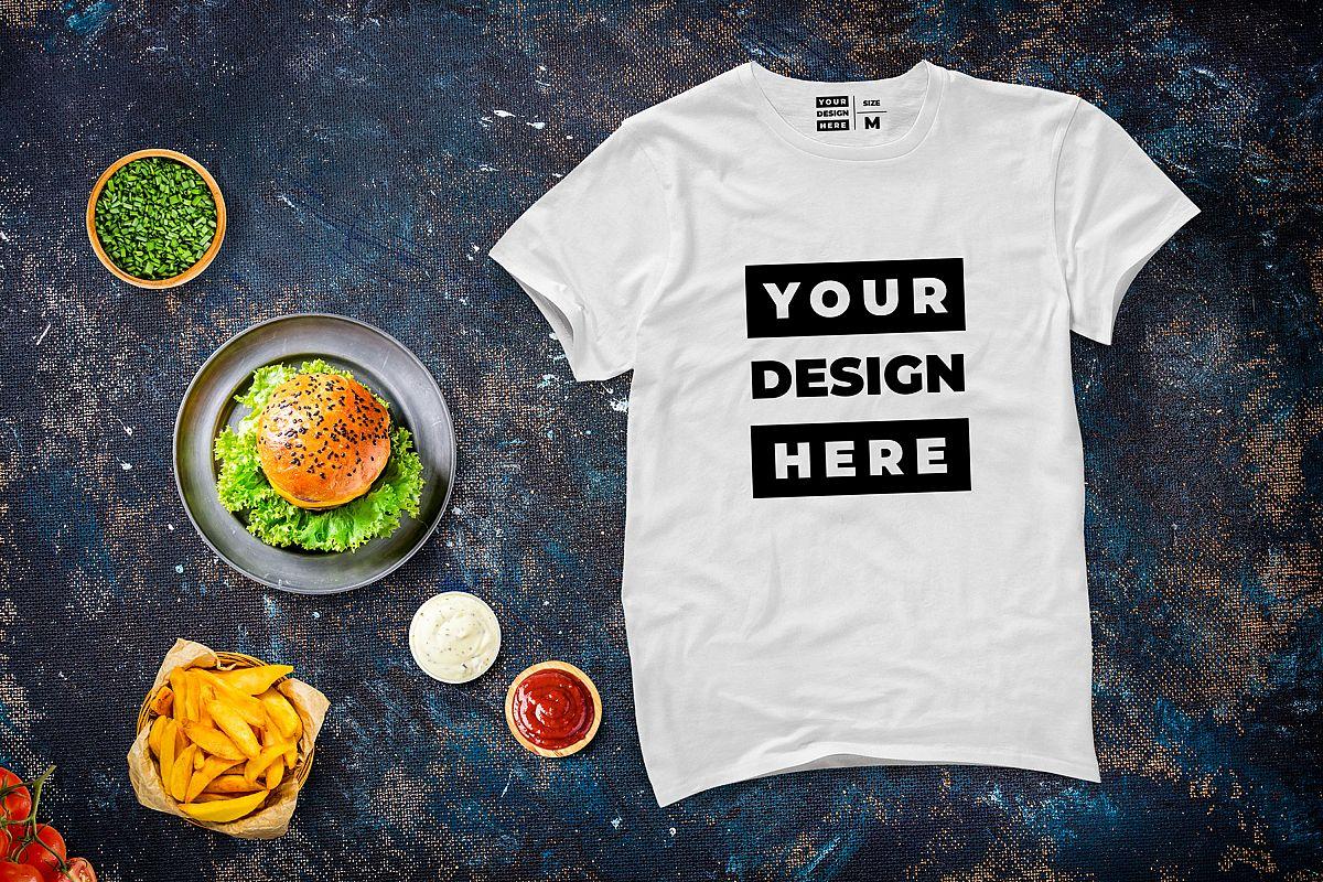 Tshirt Mockup #2 example image 1