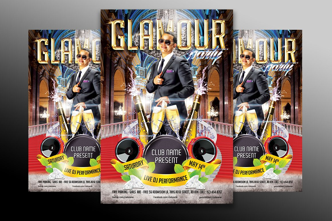 Glamour Party example image 1