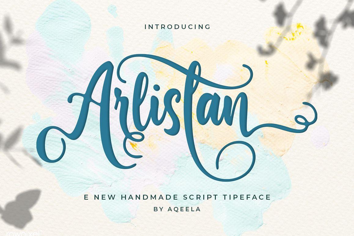 Arlistan example image 1