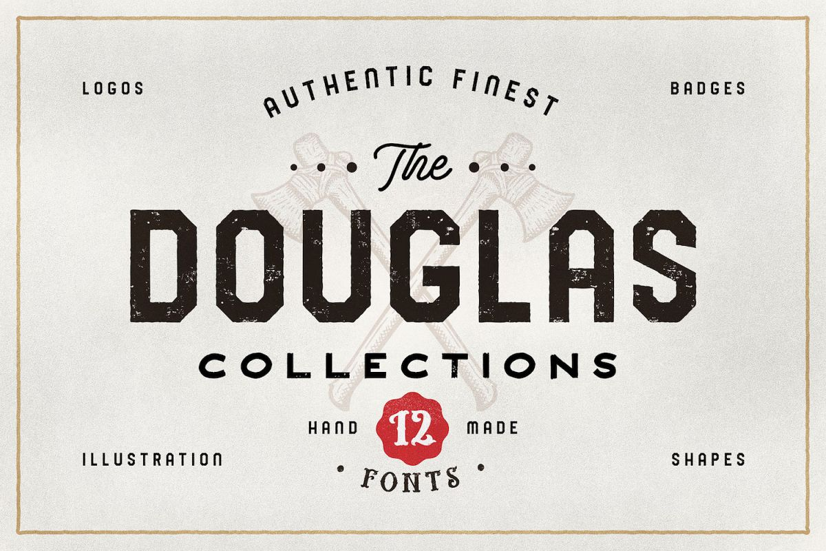 The Douglas Collections example image 1
