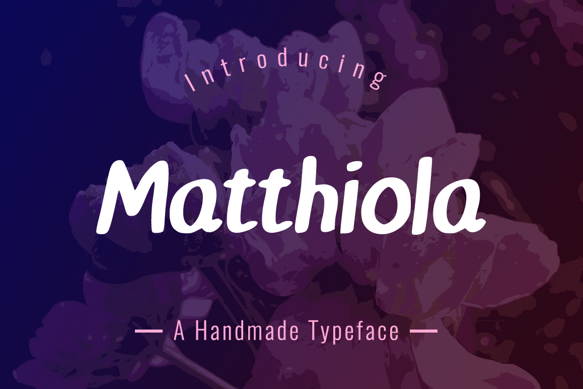 Matthiola example image 1