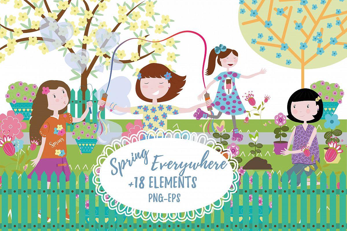 Spring Everywhere example image 1